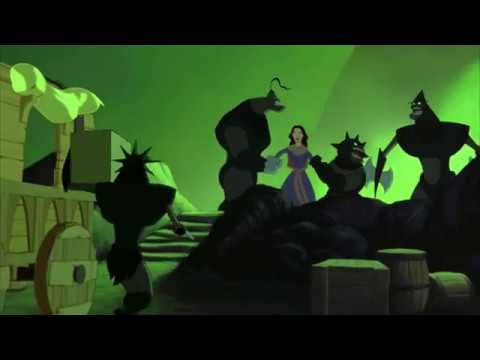 Quest for Camelot - The Prayer (Serbian)