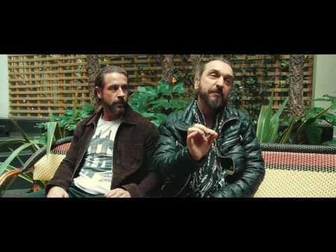 Entretien avec Ola Rapace et Jean-Patrick Benes pour le film Arès (1/6)