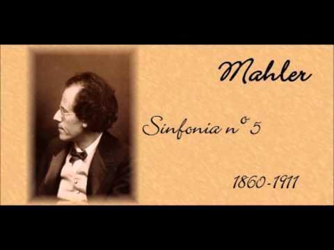 "Mahler ""Symphony No 5"" Hermann Scherchen 1964"