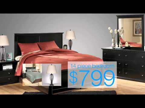 14 Piece Decorator 39 S Event 2013 Ashley Furniture Homestore Commercial By Toma