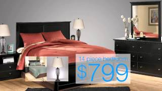 14 Piece Decorator's Event 2013 - Ashley Furniture Homestore Commercial By Toma Advertising.wmv