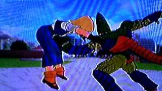 Cell vs Android 17 and Android 18