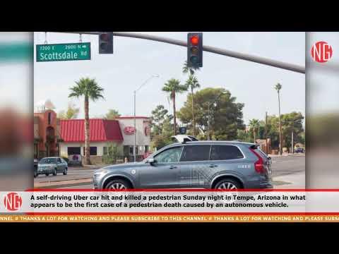 Elaine Herzberg Is The First Pedestrian Victim Of Autonomous Car