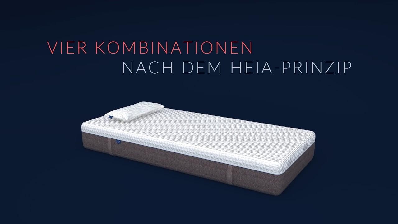nox schlafberatung die richtige matratze bei r ckenproblemen individuell anpassbar youtube. Black Bedroom Furniture Sets. Home Design Ideas