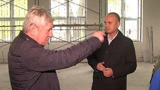 В Новой Соколовке продолжается ремонт клуба