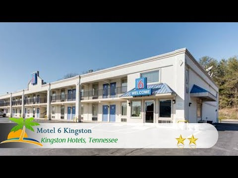Motel 6 Kingston - Kingston Hotels, Tennessee