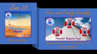 2021 Summer Reading Regatta Memoir Race Leg!