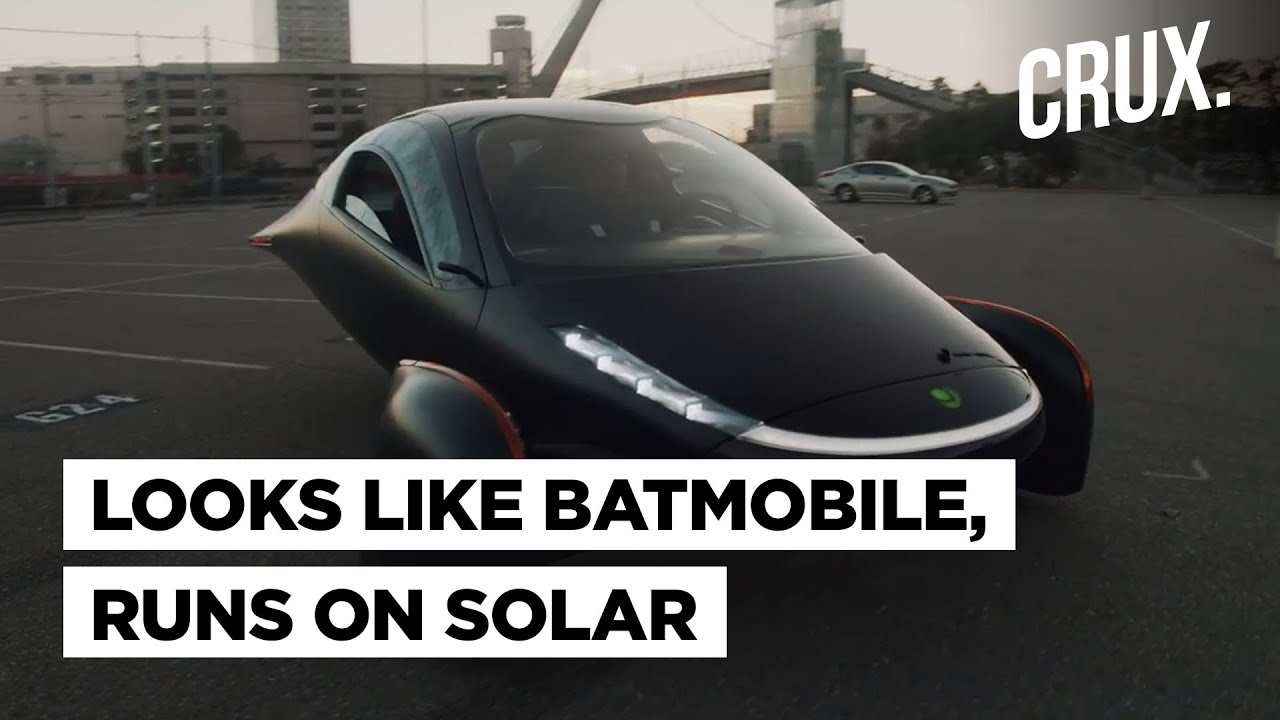 Forget Tesla, Aptera's Solar-Powered Car may be the Future of Auto