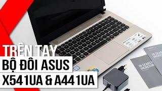 FPT Shop - Asus X541UA & A441UA: bộ đôi đáp ứng đủ 3 yếu tố: rẻ, bền, đẹp