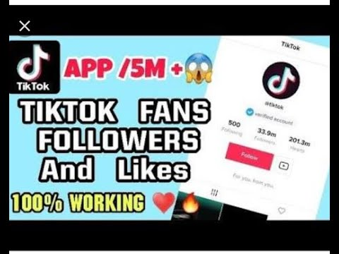 how-to-increase-real-followers-on-tik-tok-omg😱😱-100/-working-trick