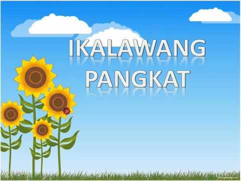Karapatan at Tungkulin (Awit sa Sibika 5) Musika at Titik ni Joel Costa Malabanan. from YouTube · Duration:  2 minutes 39 seconds