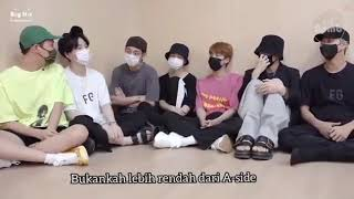 [INDO SUB] [BANGTAN BOMB] 'Dynamite' MV (B-Side) Reaction - BTS (방탄소년단)