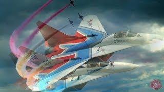 ✈12 августа - День Военно - воздушных сил России✈Видео открытка