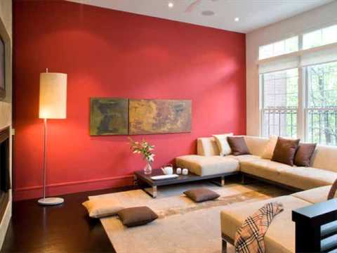 Merveilleux Decoration Ideas U0026 Collcetion | Red Wall Decor