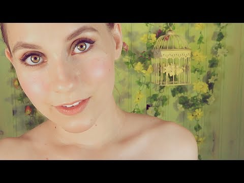 ASMR ~ Semi Inaudible whisper | Hand movements | M♥uth sounds | Face touching | Ear-to-Ear thumbnail