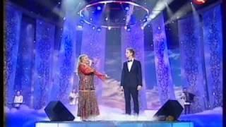 Людмила Николаева и Алексей Гоман