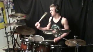 Скачать Blessthefall See You On The Outside Drum Cover By Chris Chapman