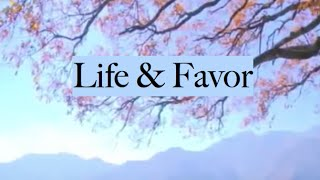 """Life and Favor"" - John P. Kee & New Life"