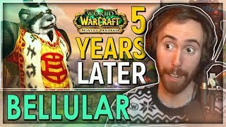 "Asmongold Reacts to ""World of Warcraft: Mists of Pandaria... 5 Years Later"" All 3 Parts by Bellular"