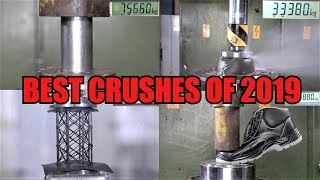 TOP 10 BEST Crushes of 2019 | Viral HPC Videos Compilation