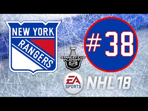 NHL 18 ~ New York Rangers Franchise Mode ~ #38 (Star Power)