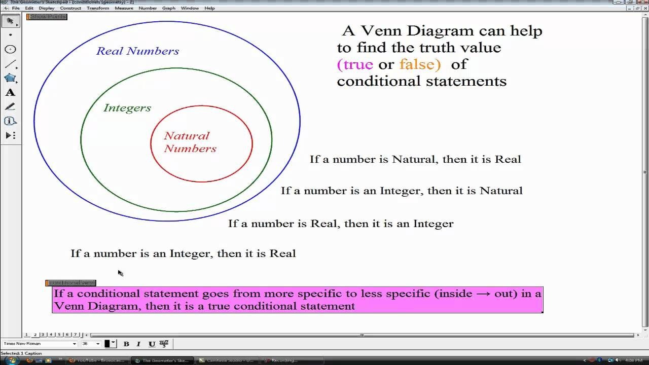Conditional statements geometry youtube conditional statements geometry pooptronica Images