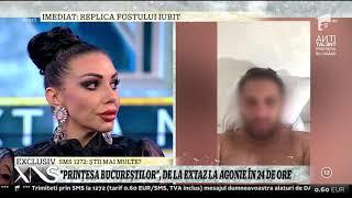 Andreea Podărescu continuă acuzele la adresa fostului iubit