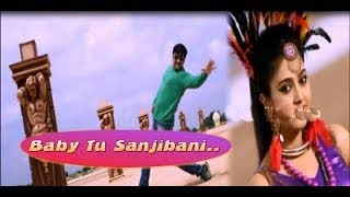 Baby Tu Sanjibani Mental Odia Movie Song Anubhav,Barsha