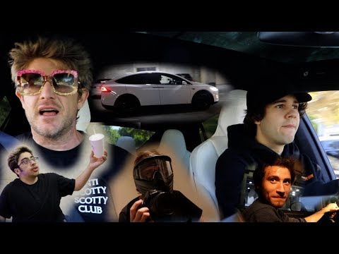 THE NIGHT OUR $150,000 CAR BROKE DOWN!!