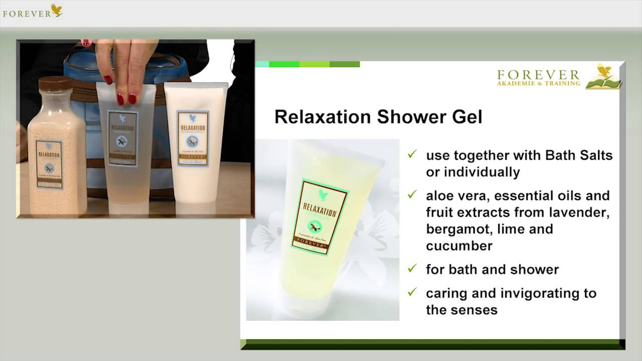 Aloe Aroma Spa Collection from FLP YouTube