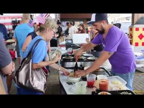Eat Here: Shreveport Farmers' Market and Benton Farmers' Market