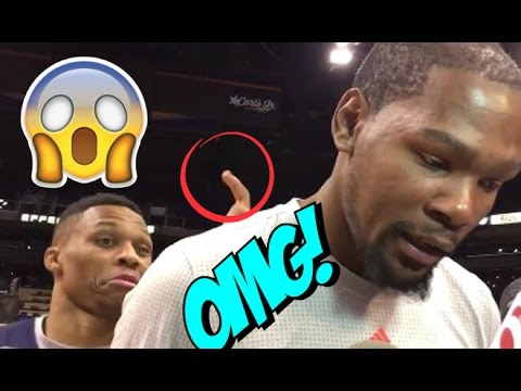 NBA Players React To Kevin Durant Signing With The Warriors