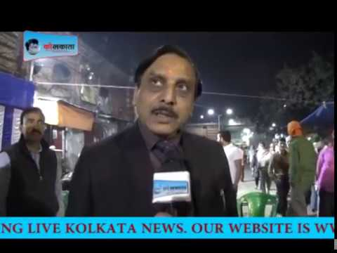 Litti Chokha Programme At Posta organised by Dr Ashok Kumar Jain..