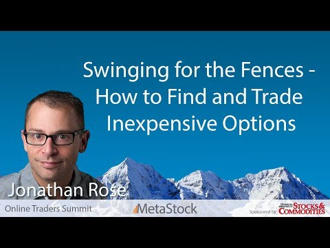 Swinging for the Fences - How to Find and Trade Inexpensive Options