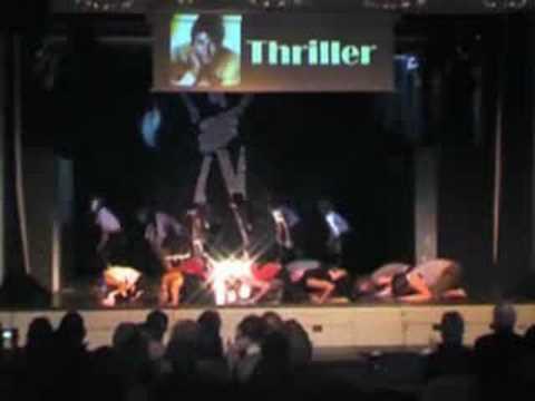 Thriller by Westlands School Pupils