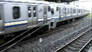 E217系15両 鎌倉総合車両センター 入庫