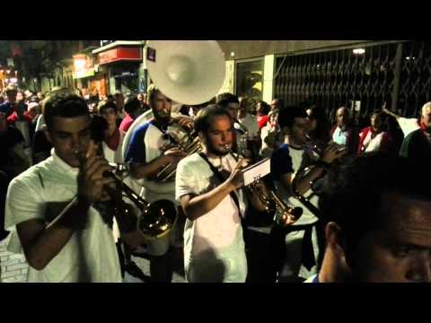 Bajadica del Prau, Fiestas de Sangüesa 2015