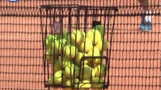 """Юные тннисисты готовятся к """"Олимпийской надежде"""""""