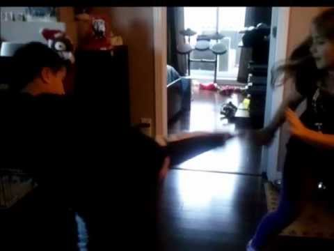 Karate Fight To The Death! Male Vs. Female! Vicious Kicks, Violent Fight