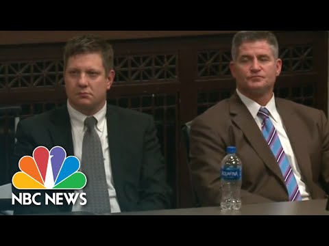 Watch Live: Verdict Read In Murder Trial Over Shooting Death Of Laquan McDonald | NBC News