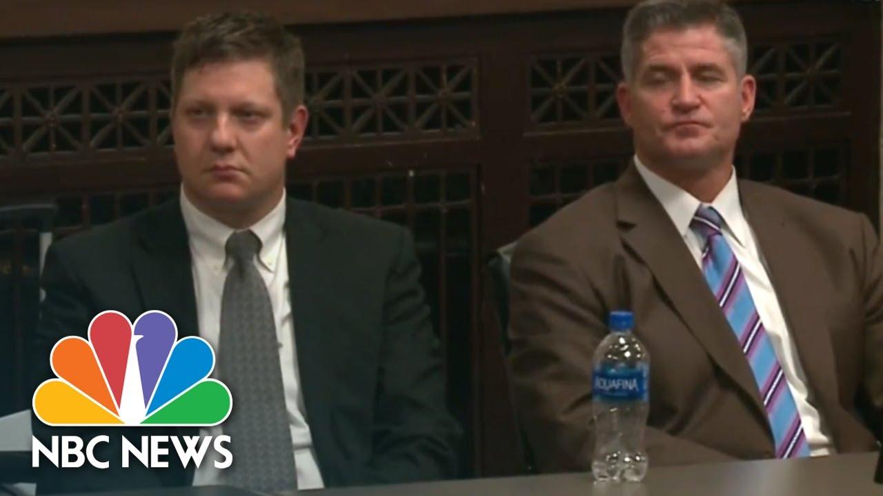 Watch Live: Verdict Read In Murder Trial Over Shooting Death Of Laquan McDonald | NBC News