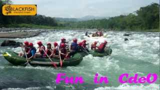 Kagay White Water Rafting March 4, 2013