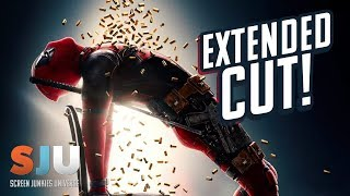 Deadpool 2 is Getting an Extended Cut! - SJU