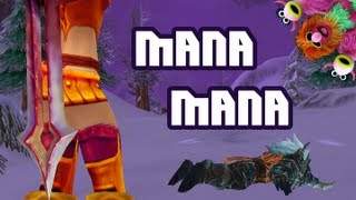 Mana Mana - WoW version | TeamRandomPlay