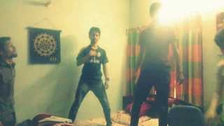 ICC T20 World Cup 2014 Flash mob- Mess Version- Jagannath University