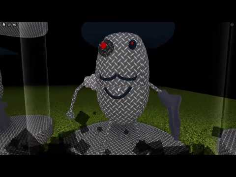 Roblox Piggy ROBO MR. P JUMPSCARE - Roblox Piggy Animation
