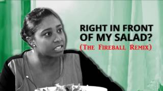 Nikki V. - Right In Front of My Salad? (The Fireball Remix) featuring Pitbull 2017 Video