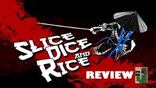 Slice Dice and Rice Review (PS4)