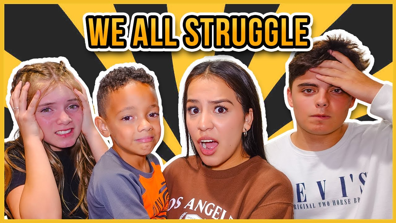 We All Struggle! | Relationships! | So Much Wrong With Our House!