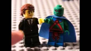 Lego Martian Manhunter Promo! Thumbnail